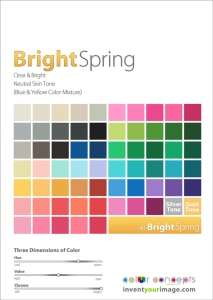 Bright Spring for Women