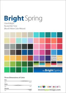 Bright Spring for Men