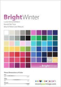 Bright Winter Women