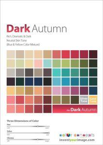 Dark Autumn Women