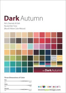 Dark Autumn Men