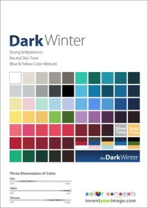 Dark Winter Men
