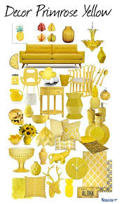 Pantone Primrose Yellow 2017 Interieur
