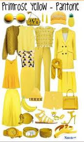 Pantone Primrose Yellow 2017