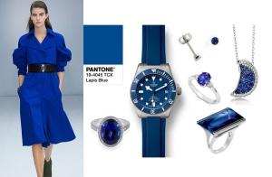 Lapis Blue 2017 Juwelen