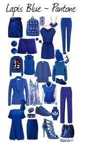 Pantone Lapis Blue 2017