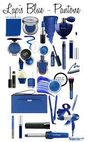 Pantone Lapis Blue Make Up