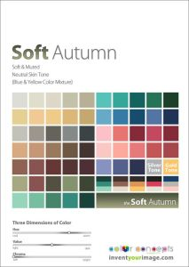 Soft Autumn Men