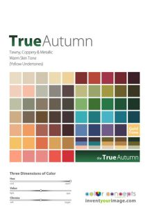 True or Deep Autumn Men